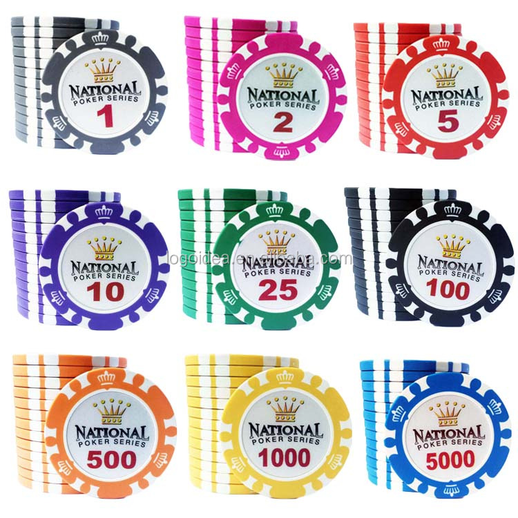 custom printed poker chips,Roulette game,Poker Chip Set