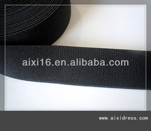 elastic bias tape, woven stretch webbing for clothing