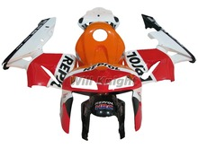 ABS Fairing Set for Honda REPSOL red black CBR600RR 05-06 CBR600 CBR600RR CBR 600 RR 2005 2006 F5 New Repsol Fairing