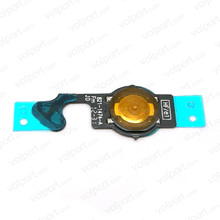 Home Button Key Flex Cable Repair Part Replacement for iPhone 5g