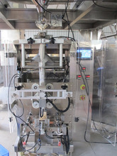 CE VP42II High qulity automatic filling bread, puffed food, snacks, gummy packing machine