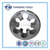 TG Tools Standard Alloy steel threading die nut with BSCI/CE/ROHS/ISO
