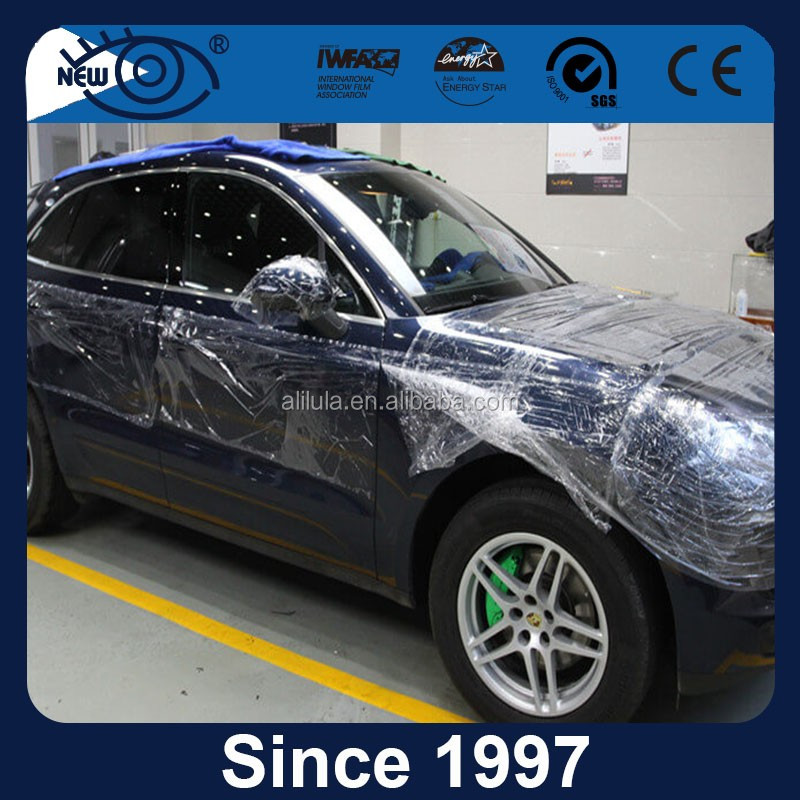 super clear strentchable nano coating USA TPU material car paint protection film