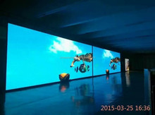 Indoor Full Color Video Display Function P6 Small price LED Display screen