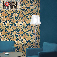 Loren wallpaper home decoration 3d designer wallpaper (CA10334)