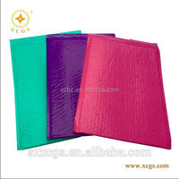 Wholesale jiffy bags, wholesale poly bubble mailers pink
