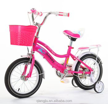 Hot sale 14 inch Princess girl bike bicycle with lovely design from Xingtai supplier