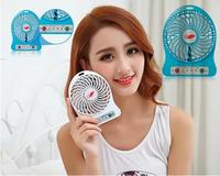 CE RoHS usb silicon fan and solar air cooler
