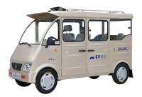 ZFK-1080, 4 wheel electric van for 6 passengers