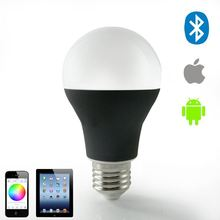 new product innovation,health protection anion particle pollution led bulbs 9w pure white control by SmartPhone