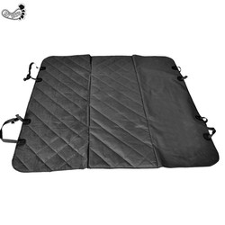 Waterproof durable car seat cover for dog nonslip bottom