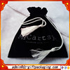 Factory Directly Velvet Jewelry Pouch /Large Velvet Drawstring Bags /Printed Velvet Pouch