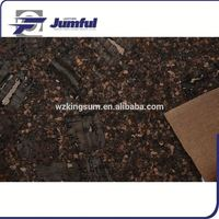Cork High Quality Furniture Leather Material