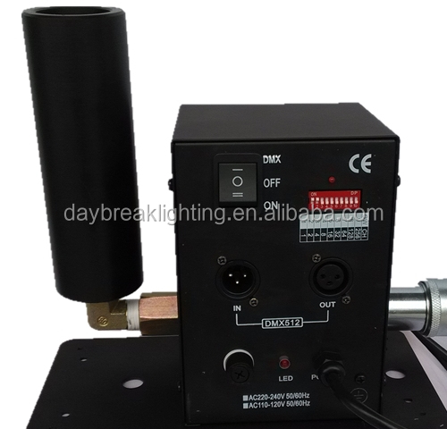 Factory co2 jet machine dmx wholesale cheap price high quality valve power co2 jet for disco dj stage effect fx