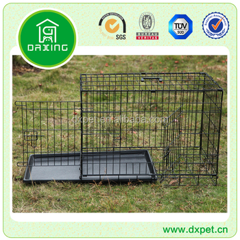 DXW003 aluminum dog cage(BV assessed supplier)