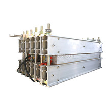 Conveyor belt curing press hot vulcanizer press machine