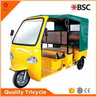 Easy to use bajaj elelctric tricycle