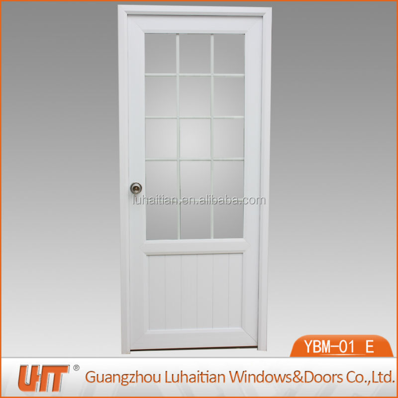 Bathroom Doors Plastic pvc bathroom door price,cheap price plastic bathroom door design
