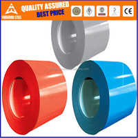 color coated aluminum coil/color coated roofing sheet