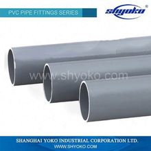 Wholesale factory price pvc water pipe