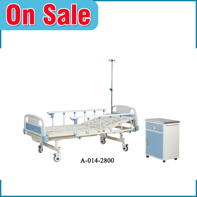 China supplier wholesale custom cheap hospital bed manual