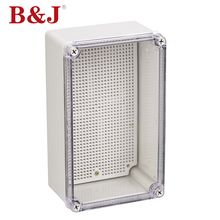 B&J Explosion Proof Transparent Plastic Cover Electrical Junction Box With Best Price