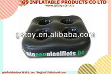 PVC inflatable durable cool boat drink holder EN71 approved