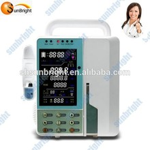2015 hot sales electric portable medical infusion pump