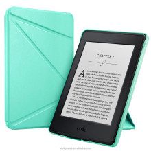 Origami PU hard case for kindle fire 2nd Generation