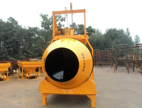 TH500 series concrete mixer