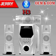 JR-H3 TECHNICS home theater optical input home theater sound system with FM USB HIFI SD