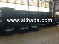 HDPE Water Tank with lid for potable water