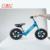 Inner Sticker 12 inch kids balance bike bicycle safety baby kick bike with EVA tyre