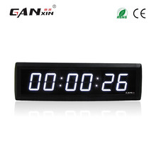 [Ganxin]1.8'' Digital Race Timer Indoor Electronic Digital Led Wall Clock