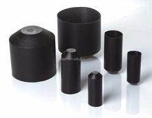 DEEM top quality Heat shrink cable end caps moulded parts with hot melt adhesive