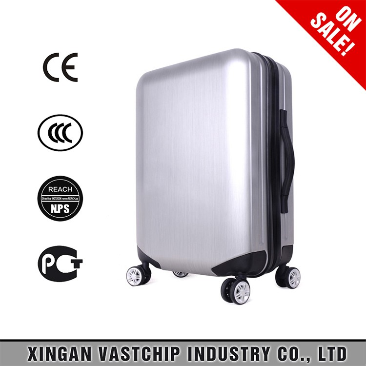 TSA007 lock, smart rolling luggage with portable luggage wheels, hand bags