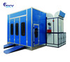 Factory CAR spray booth paint drying chamber