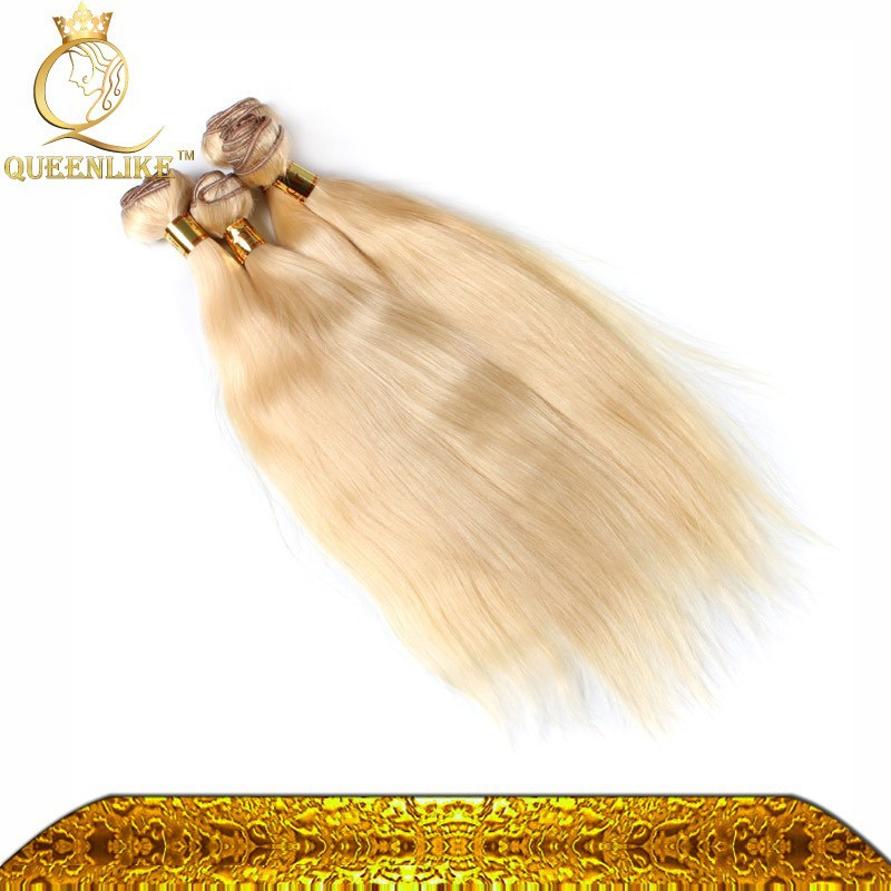 Hot Selling Color 27 Virgin Remy honey blonde brazilian hair weave