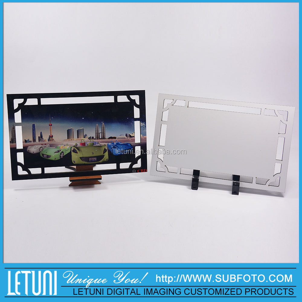 MDF Photo Plaque For Sublimation