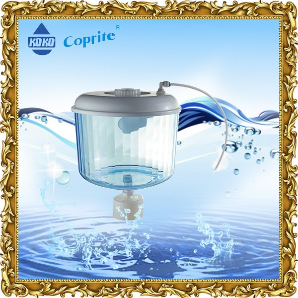 Plastic Mineral Drinking Water Dispenser Pot
