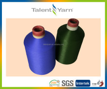 OEM functional antibacterial antimicrobial polyester yarn for fabric