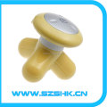 Triangular Vibration Massager Mini Hand Held USB Electronic Full Body Massager TP-9840