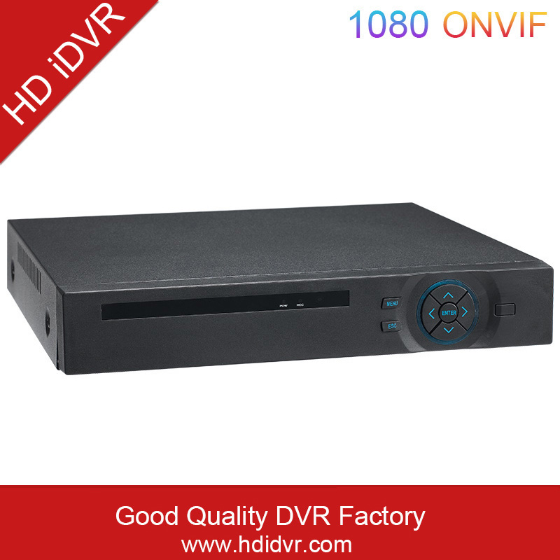 HDIDVR 2U Industrial Real Time Network 16 Channel Software DVR Card H.264