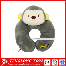 yangzhou factory funny neck pillow, animal neck pillow