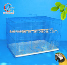 folding wire pet cage bird breeding cages