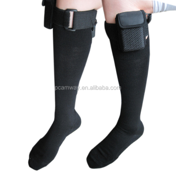 rechargeable battery heated socks