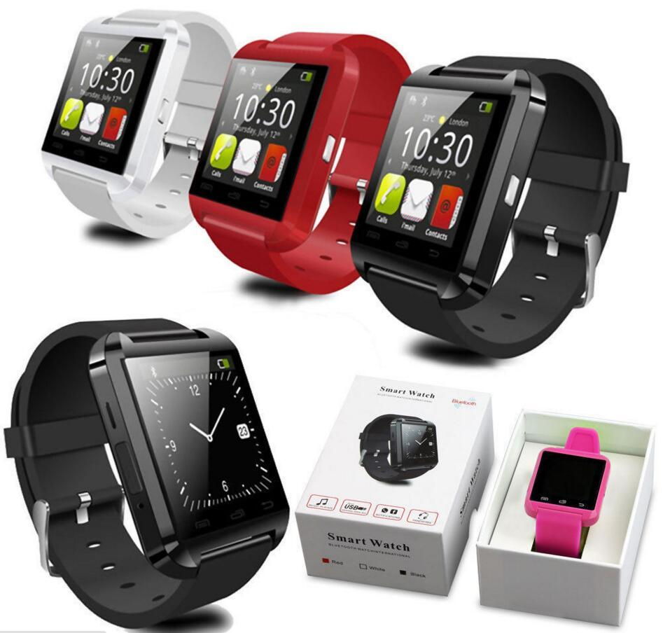 China manufacturer new products waterproof bluetooth smart watch