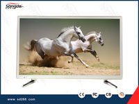 32 inch smart led tv glass panel goldstar tv