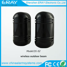 HOT!!!wireless beams active Infrared sensor for alarm host