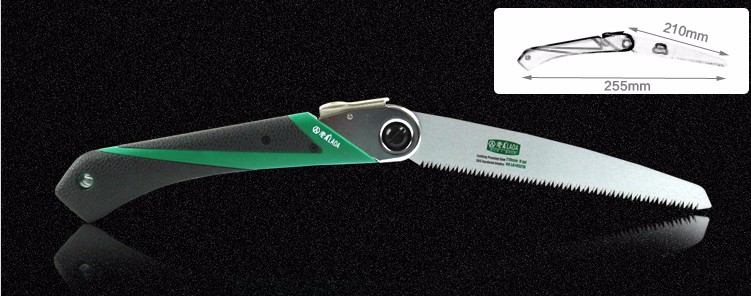 170mm 210mm SK5 steel Holding hand saw foldable saw high quality hand saw cutting tree